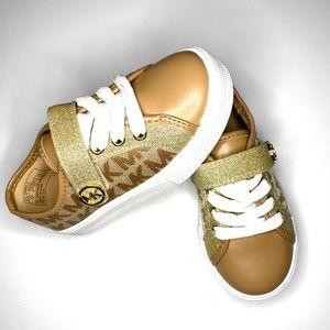 Michael Kors Toddler Lil' Zinnia Tennis Shoes 7